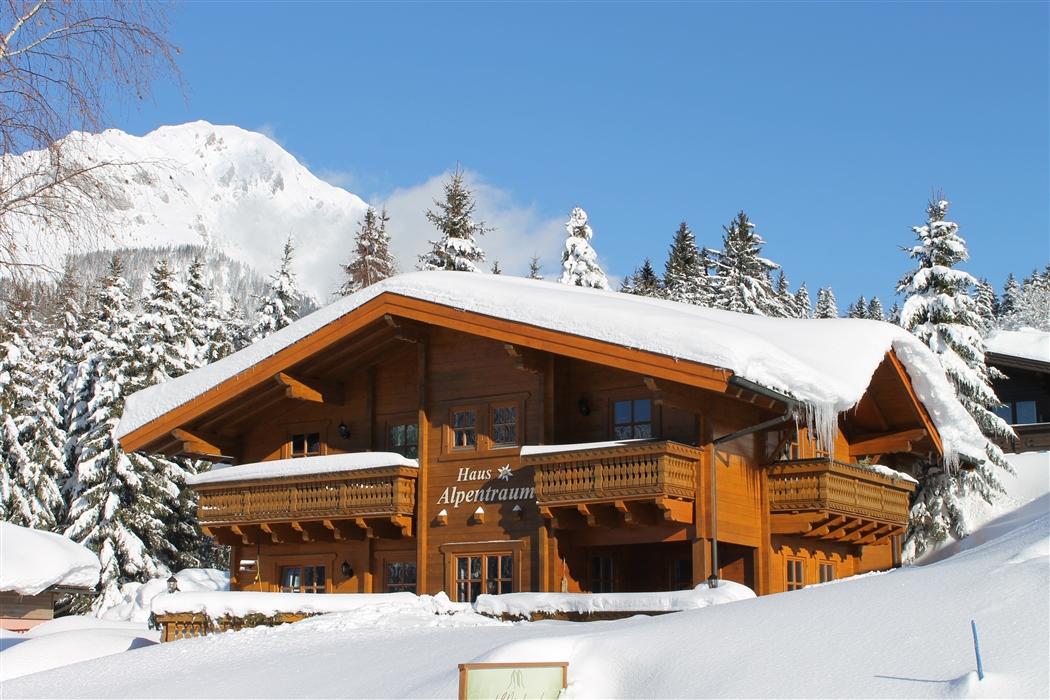 Appartement Haus Alpentraum Filzmoos Winter